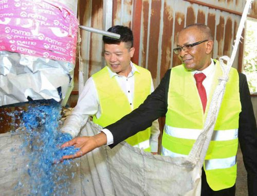Chinese Company Invests In Kenya's Recycling