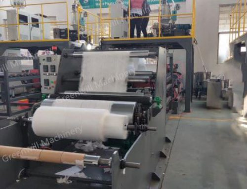 For Melt-blown fabric producing Equipment component Part 1